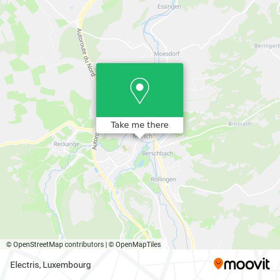 Electris map