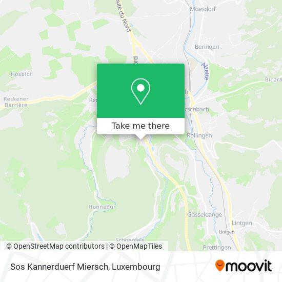 Sos Kannerduerf Miersch map