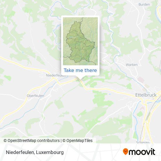 Niederfeulen map