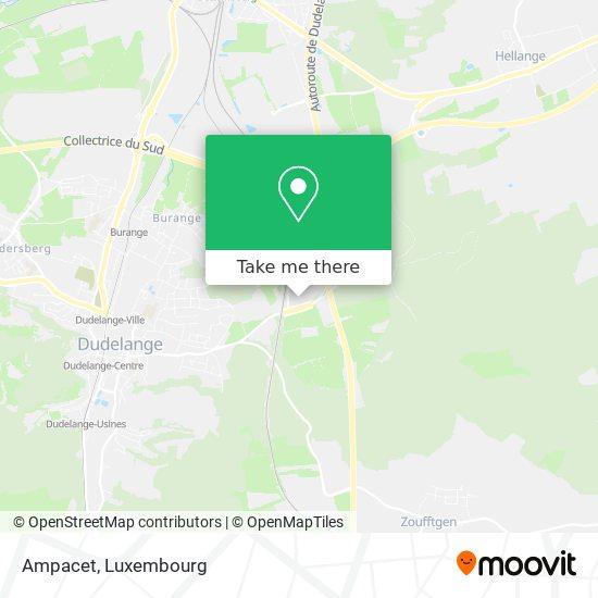 Ampacet map