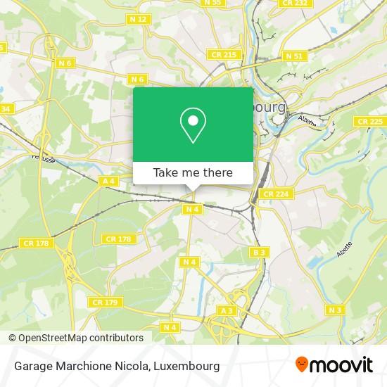 Garage Marchione Nicola map