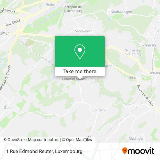 1 Rue Edmond Reuter map