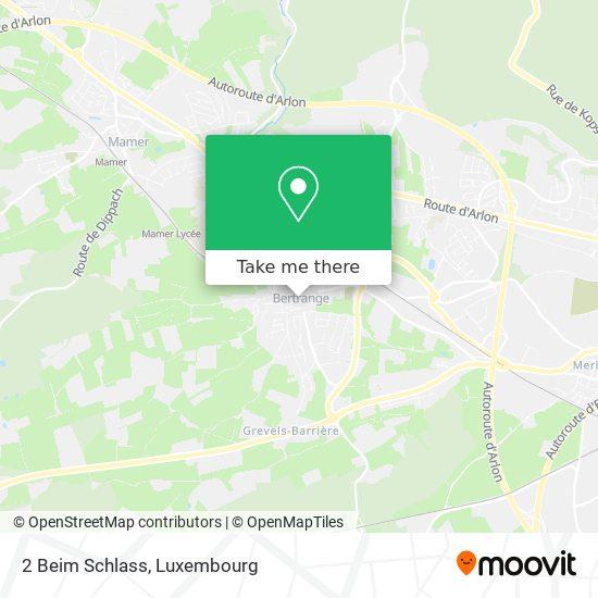 2 Beim Schlass map