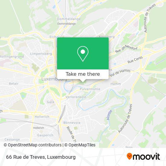 66 Rue de Treves map