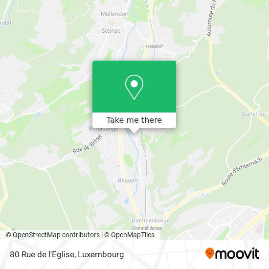 80 Rue de l'Eglise map