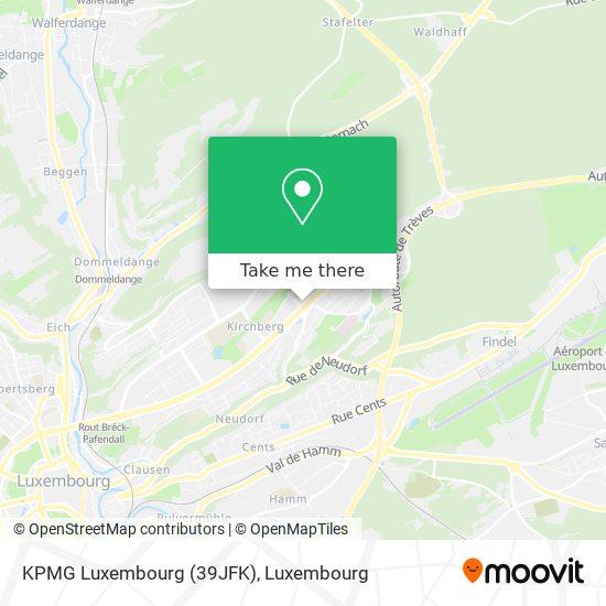 KPMG Luxembourg (39JFK) map