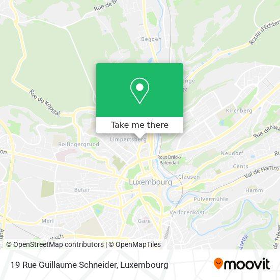 19 Rue Guillaume Schneider map