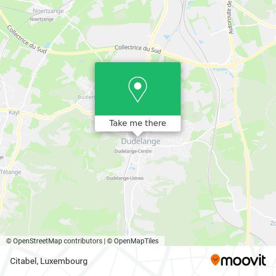 Citabel map