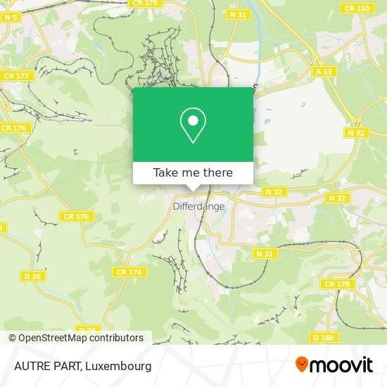 AUTRE PART Karte