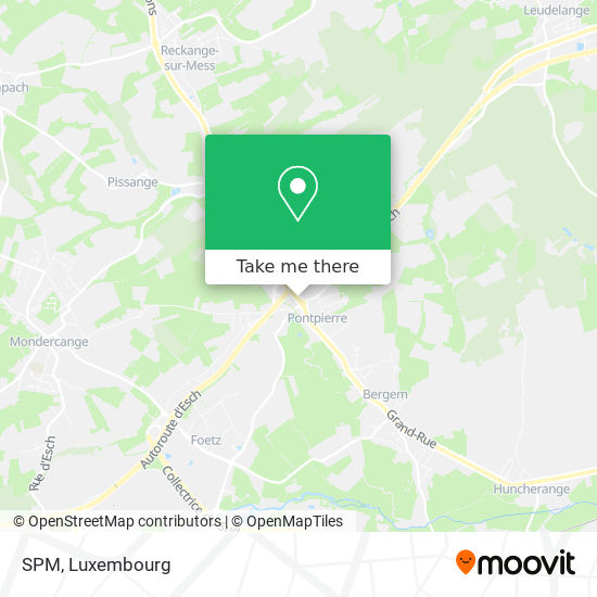 SPM Karte