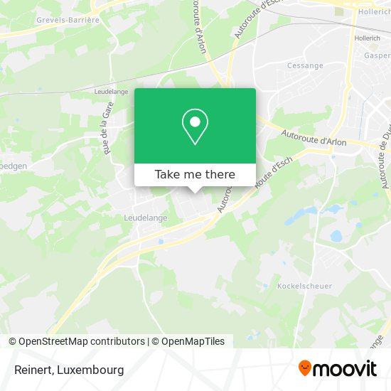 Reinert map