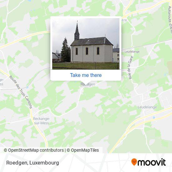 Roedgen map