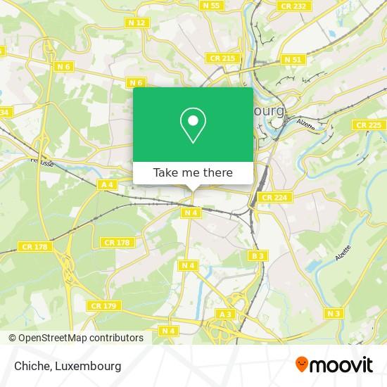 Chiche map