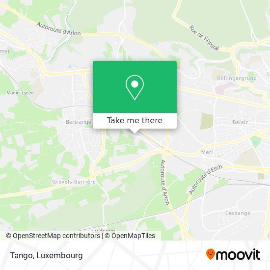 Tango Karte