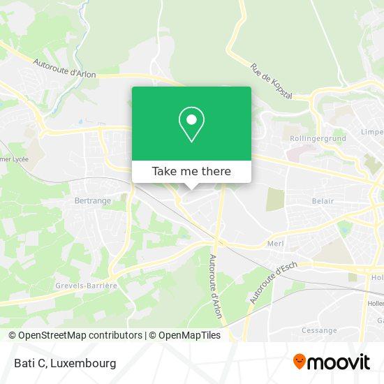 Bati C map