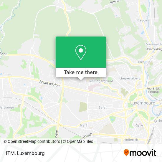 ITM map