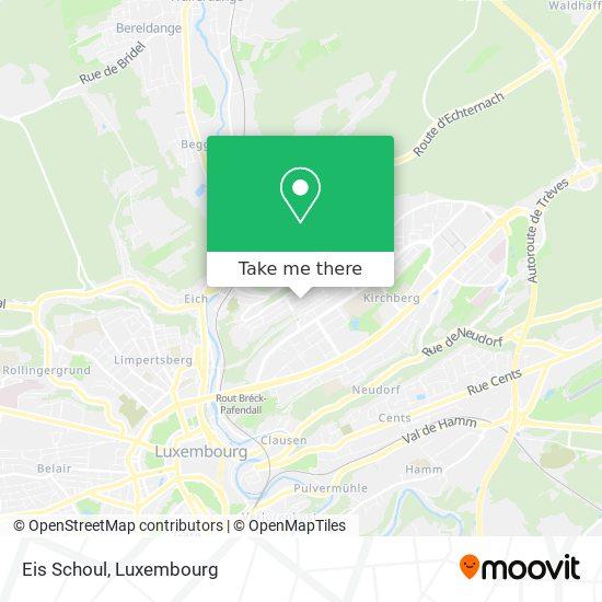 Eis Schoul map