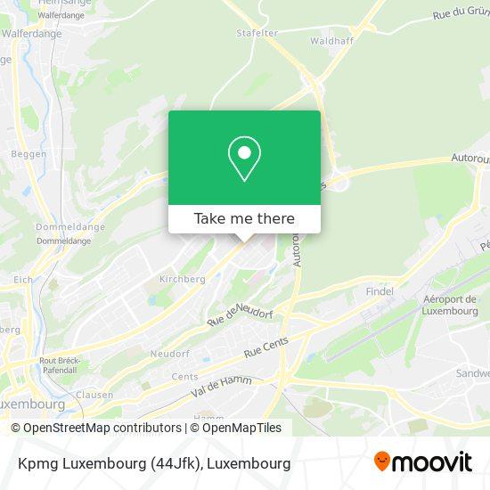 Kpmg Luxembourg (44Jfk) map