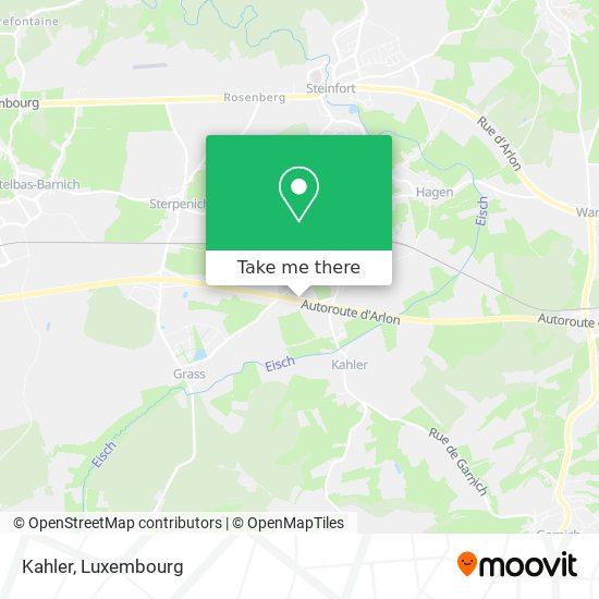 Kahler map