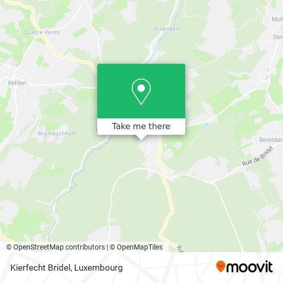 Kierfecht Bridel Karte