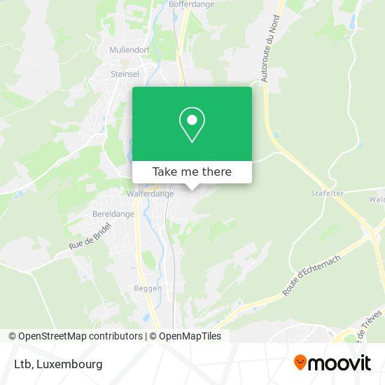 Ltb map