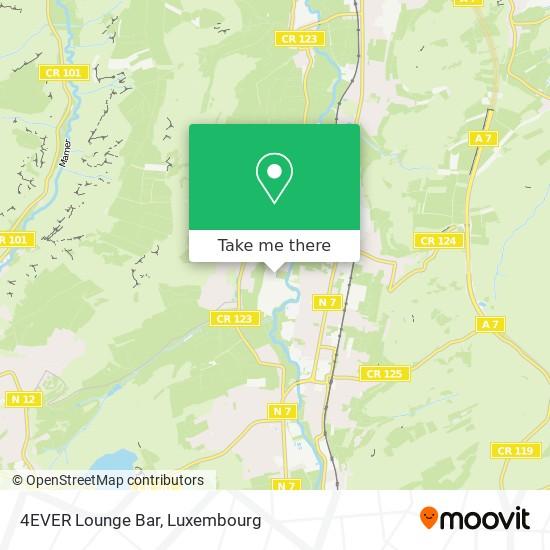 4EVER Lounge Bar map
