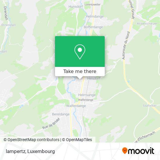 lampertz map