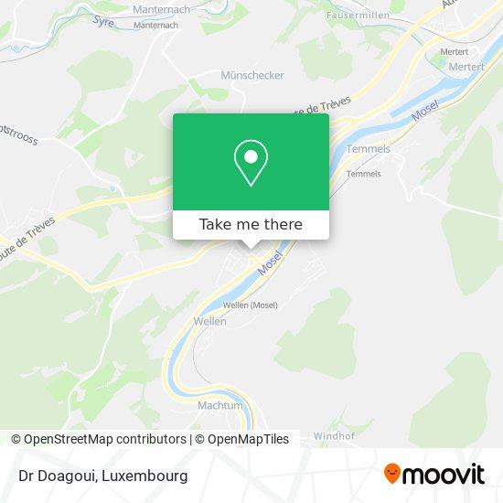 Dr Doagoui map