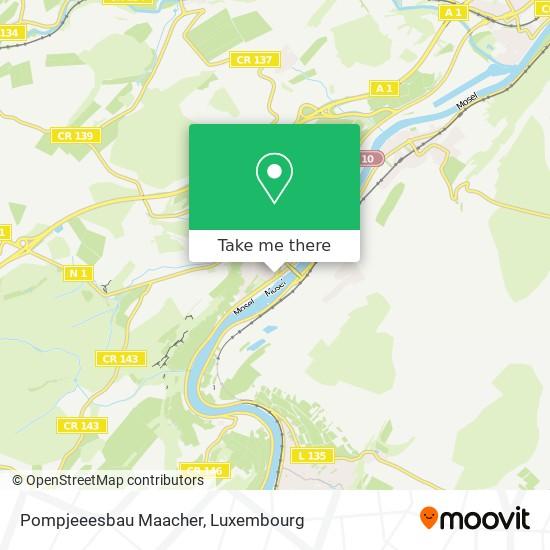 Pompjeeesbau Maacher map