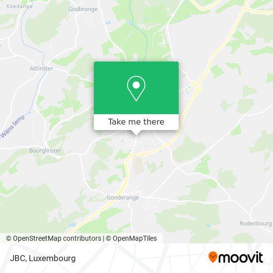 JBC map