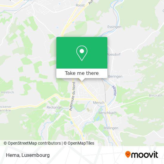 Hema map