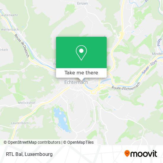 RTL Bal map