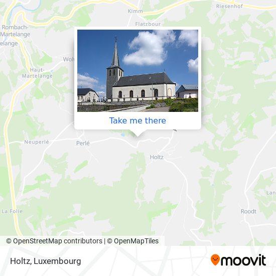 Holtz map