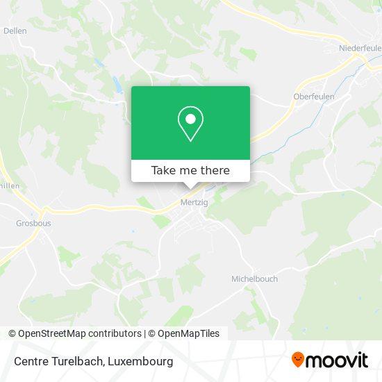 Centre Turelbach map