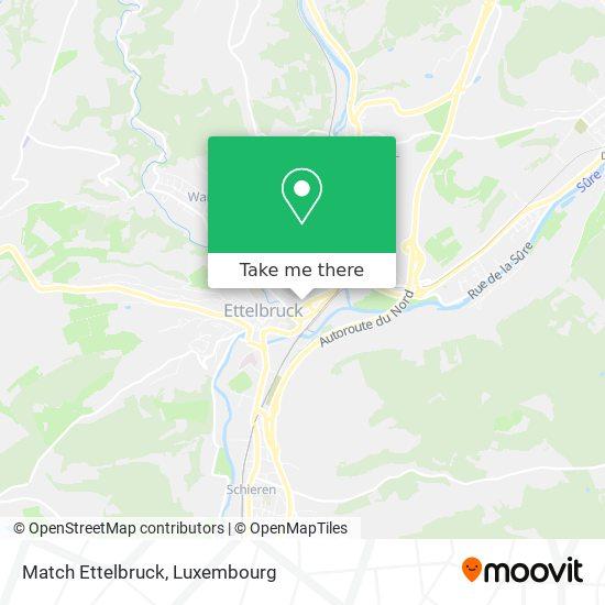 Match Ettelbruck map
