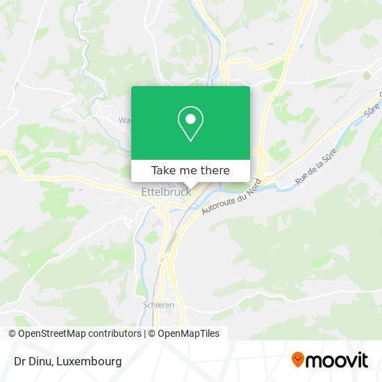 Dr Dinu map