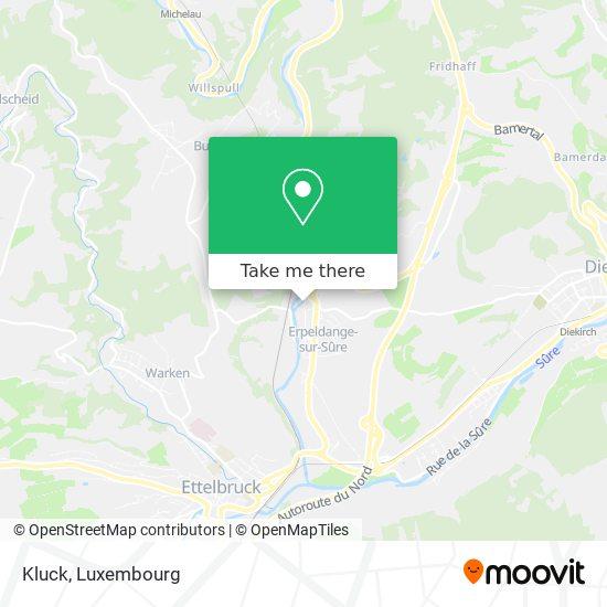 Kluck map