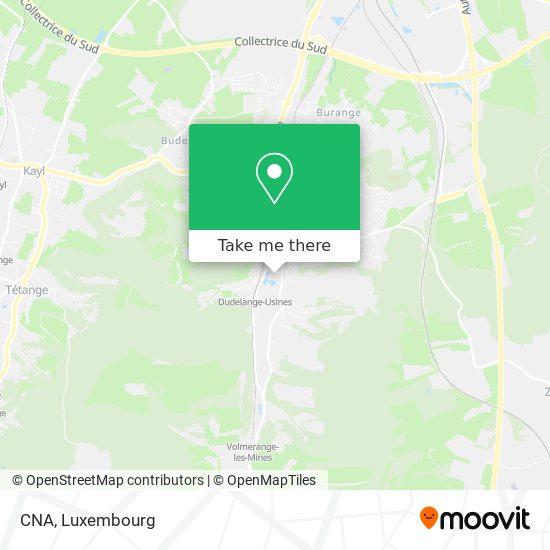 CNA map