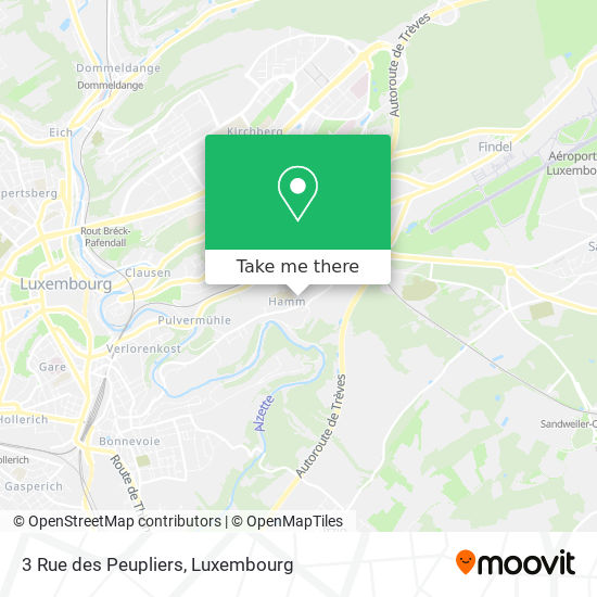 3 Rue des Peupliers map
