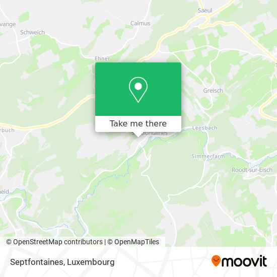 Septfontaines map