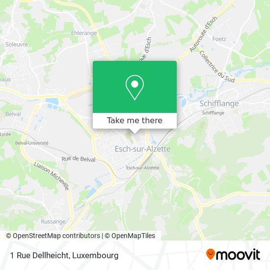 1 Rue Dellheicht map