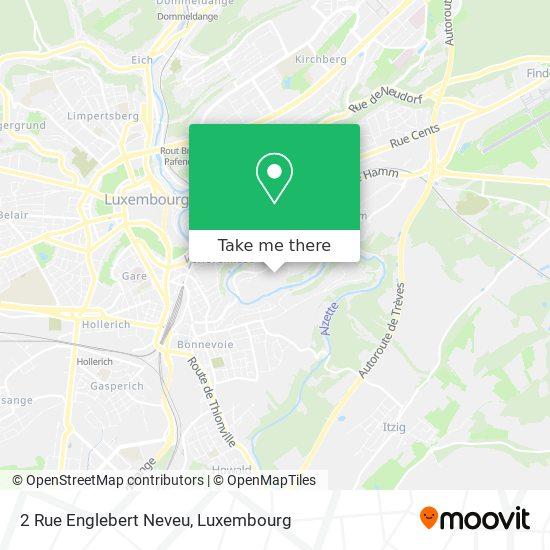 2 Rue Englebert Neveu map