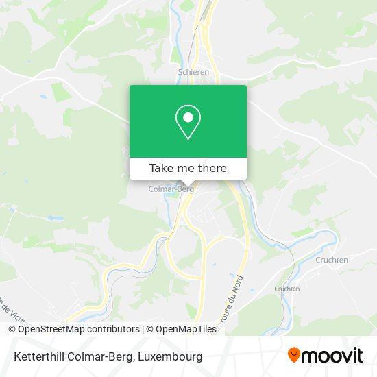 Ketterthill Colmar-Berg map