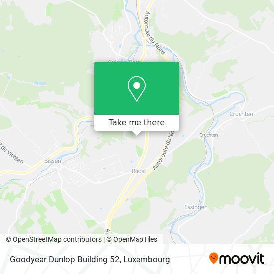 Goodyear Dunlop Building 52 map