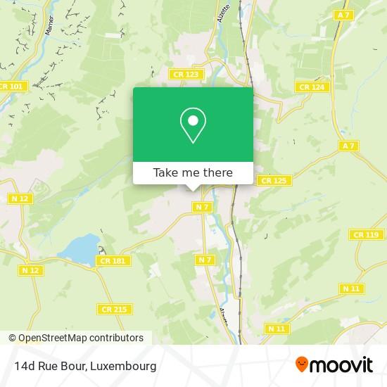 14d Rue Bour map