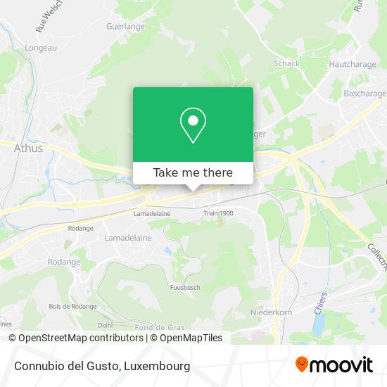 Connubio del Gusto, 73, Route de Longwy 4750 Pétange map