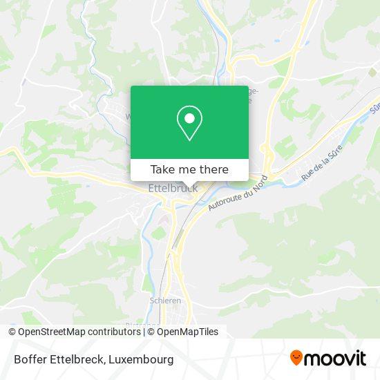 Boffer Ettelbreck map