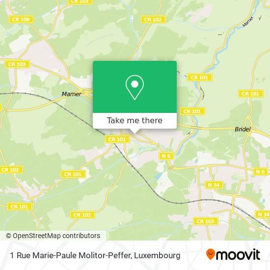 1 Rue Marie-Paule Molitor-Peffer map