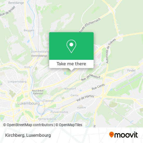 Kirchberg map