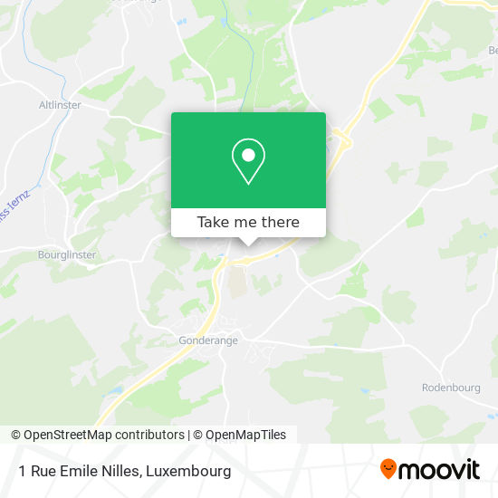 1 Rue Emile Nilles map
